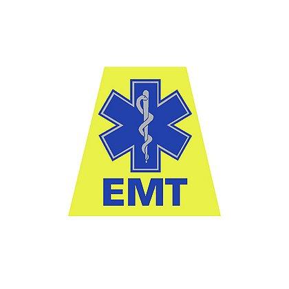HelmeTets: Helmet Tetrahedron EMT/Star of Life