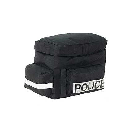 Inertia Designs: Police (E) Expandable Bike Rack Trunk