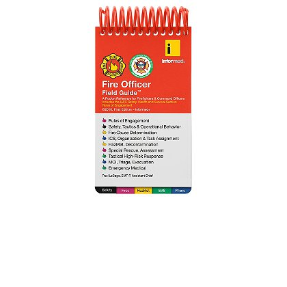 Informed Guides Fire Officer Field Guide