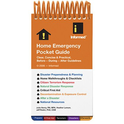 Informed Guides: Home Emergency Guide