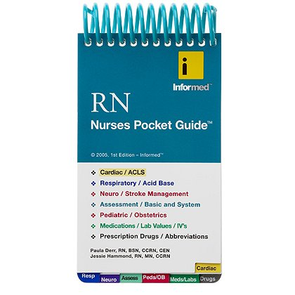 Informed Guides Nurses Pocket Guide