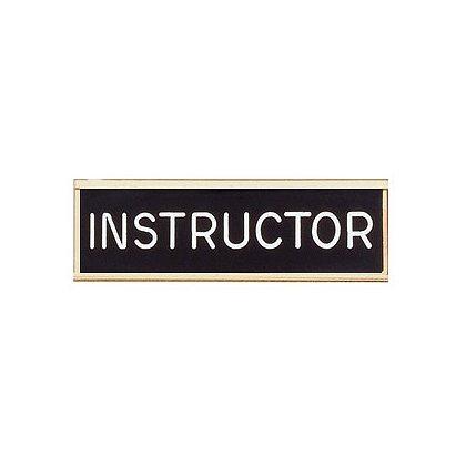 Blackinton Commendation Bar Instructor