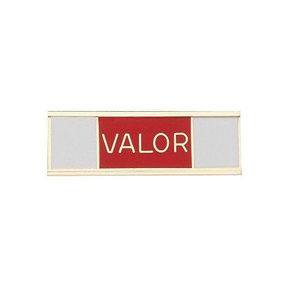 Blackinton Commendation Bar Medal of Valor, Fire