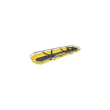 Junkin: Plastic Splint Stretcher, Yellow