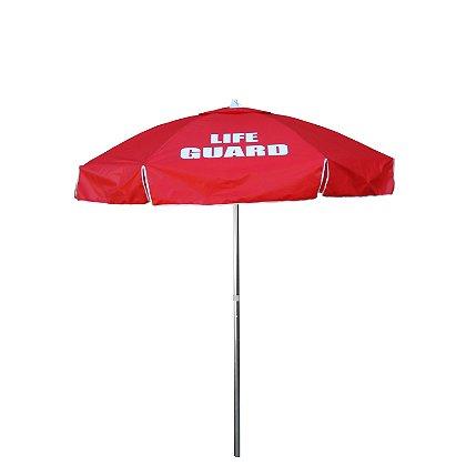 Kemp USA 6.5' Lifeguard Umbrella