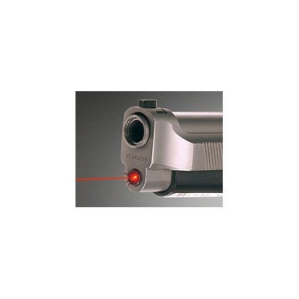 LaserMax: Internal Laser Sights for Beretta Pistol