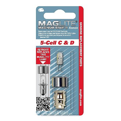 Maglite MAG-NUM Star Xenon Replacement Lamp