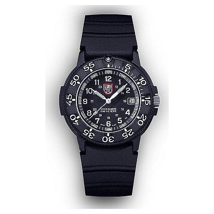 Luminox: Original Navy Seals Dive Watch, Series 1, Rubber Wrist Band