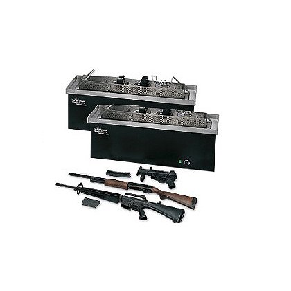 L&R Ultrasonics: LE-236 Dual Tank Weapon Cleaning System