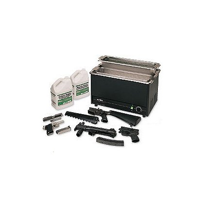 L&R Ultrasonics: Q650 Quantrex Weapon Cleaning System, Tactical Package Set-Up