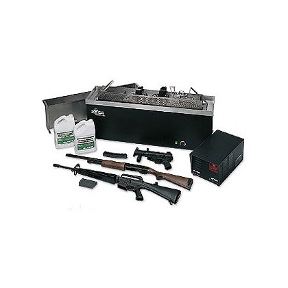 L&R Ultrasonics: LE-36 Weapon Cleaning System, Complete Set-up with SweepZone Technology