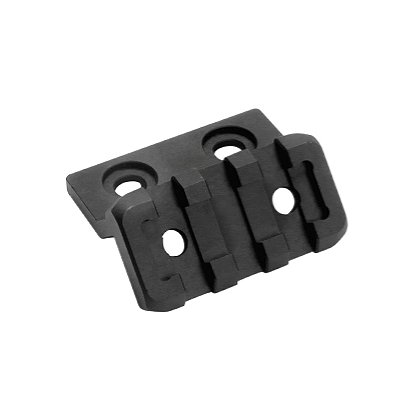 Magpul M-LOK Black Aluminum Offset Light / Optic Mount