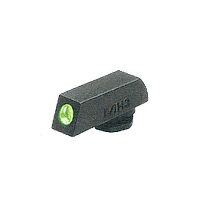 Meprolight: TRU-DOT Front Sight Only, for Fixed Sets on Glock Pistols