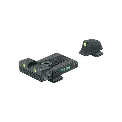 Meprolight Sig Sauer, TRU-DOT Adjustable Night Sight Sets, for P220, 225, 226