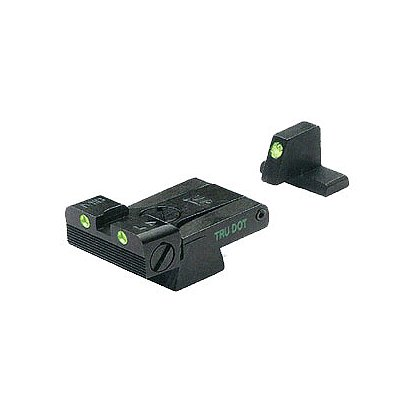 Meprolight: H & K Pistols TRU-DOT Adjustable Night Sight Sets for USP Tactical and Expert