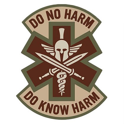 MIL-SPEC Monkey Do No Harm – Spartan