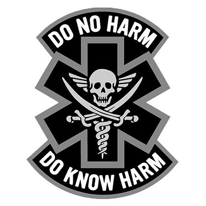MIL-SPEC Monkey: Do No Harm – Pirate
