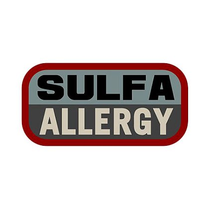MIL-SPEC Monkey: Sulfa Allergy