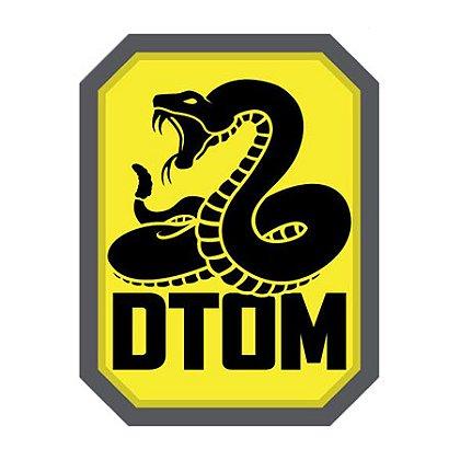 MIL-SPEC Monkey: DTOM PVC