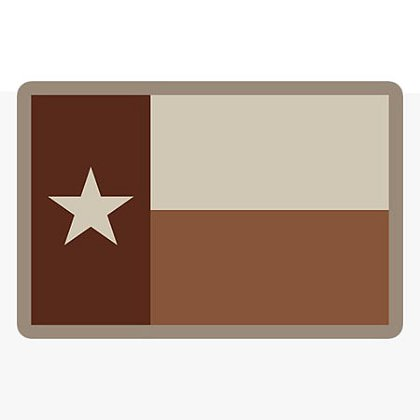 MIL-SPEC Monkey: Texas Flag