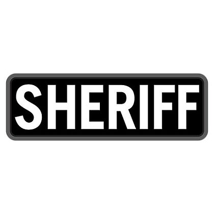 "MIL-SPEC Monkey 6"" x 2"" SHERIFF PVC"