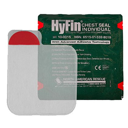 N.A. Rescue: Latex Free HyFin Adhesive 6