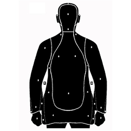 National Target: FBI Training & Qualification, 35
