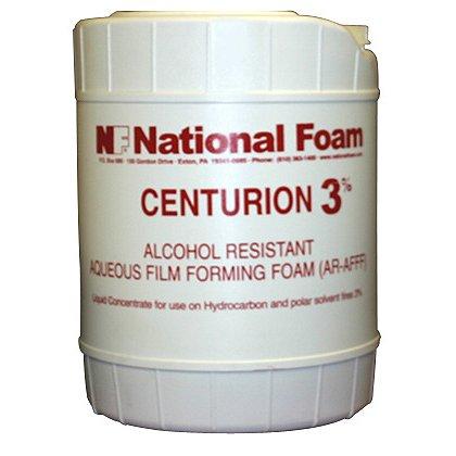 National Foam Centurion 3% AR-AFFF Environmentally Responsible Class B Foam Concentrate