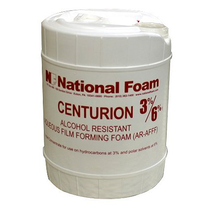 National Foam Centurion 3% / 6% AR-AFFF Environmentally Responsible Class B Foam Concentrate