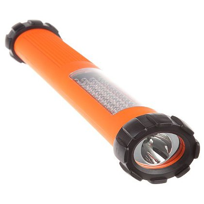 NIGHTSTICK Multi-Purpose Dual-Light Flashlight, 150 Lumens