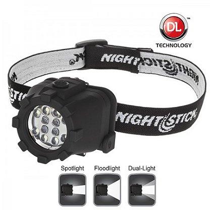 NIGHTSTICK: Dual-Light LED Headlamp