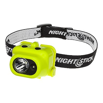 Nightstick: XPP-5454G Intrinsically Safe Headlamp, 160 Lumens