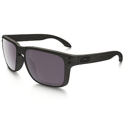 Oakley Holbrook Woodgrain with Prizm Daily Polar