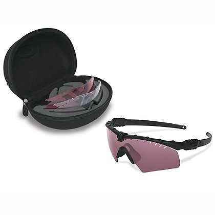 Oakley: SI Ballistic M Frame 3.0 with Vented Hybrid Prizm Array Lenses