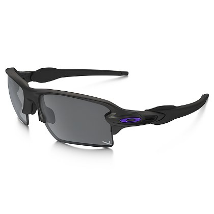 Oakley SI Infinite Hero Flak 2.0 XL Dark Gray with Black Iridium Lenses