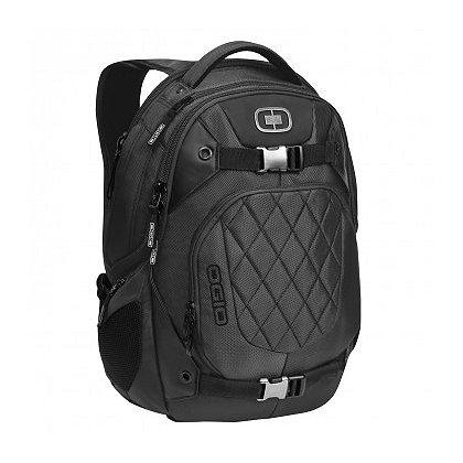 OGIO Black Squadron 15 Laptop Backpack