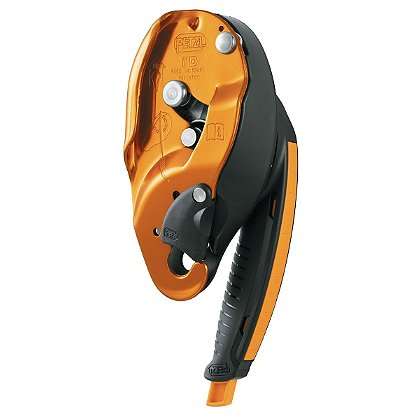 Petzl I'D S Descender/Belay Device, NFPA