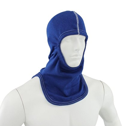 Majestic PAC IA,  Economical Royal Blue Hood, NFPA 1971-2013