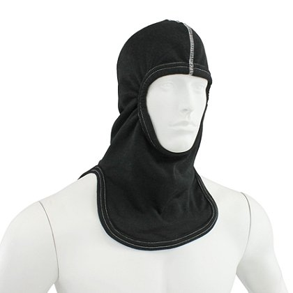 Majestic: PAC IA, Ultra C6 Carbon Economical Black Hood, NFPA 1971-2013