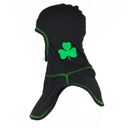 Majestic PAC II Irish Pride Black Hood, Certified NFPA 1971-2013