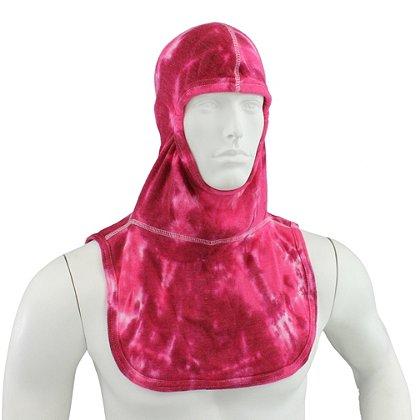 Majestic PAC II Pink Tie Dye Hood, NFPA 1971-2013