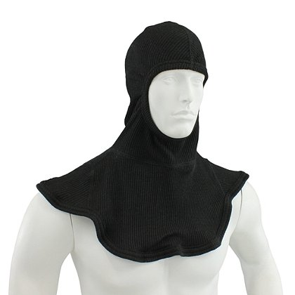 Majestic PAC III CarbonKnight Hood, Black, NFPA 1971-2013