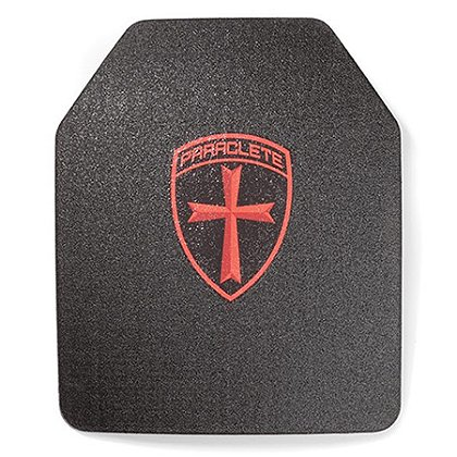 "Point Blank Paraclete Speed Plate Plus, 10"" * 12"", Shooter's Cut, NIJ Compliant"