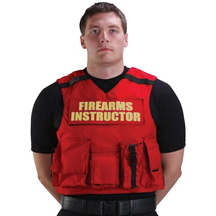 Point Blank R20-FD Firearms Instructor Accessory Carrier with C-Series Ballistics