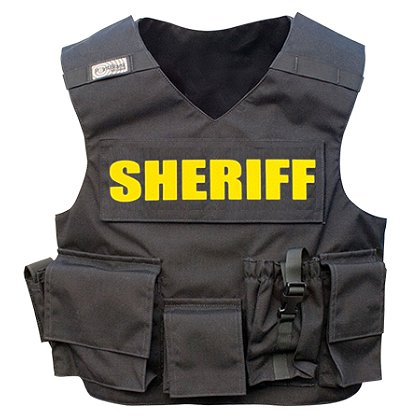 Point Blank: R20-FD Sheriff Accessory Carrier with C-Series Ballistics