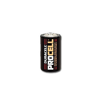 Duracell Procell D-Cell Alkaline Battery, Box of 12