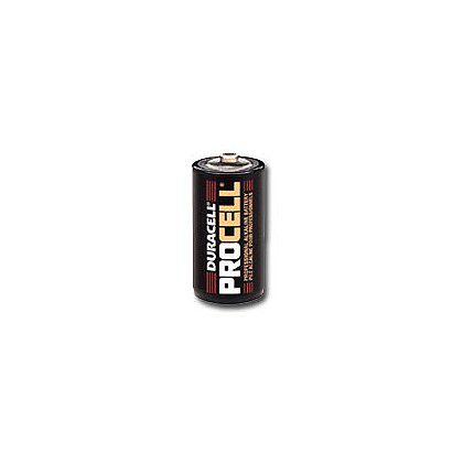 Duracell Procell C-Cell Alkaline Battery, Box of 12