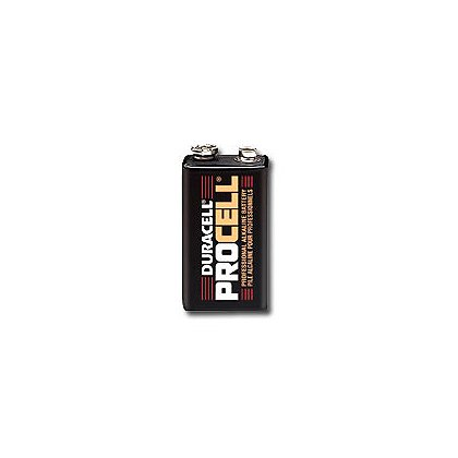 Duracell: Procell 9V Cell Battery, Box of 12