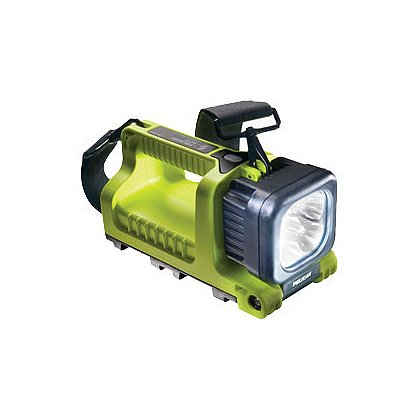 "Pelican: 9410L Rechargeable LED Lantern, Lithium-Ion Battery, 1131 Lumens, 8.75"" Long"