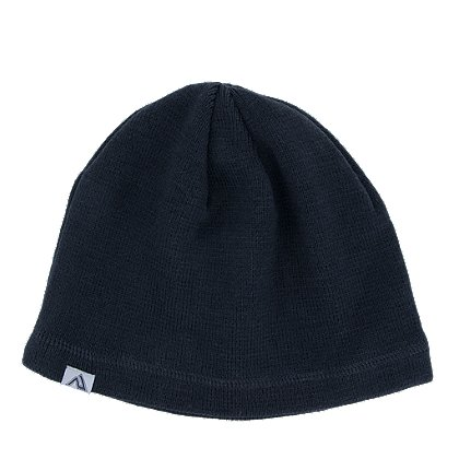 Pacific Headwear Stock Hideout Beanie, Black